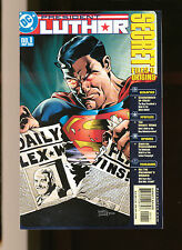 DC  Secret Files and Origins  President Luthor  No   1  US DC Comics
