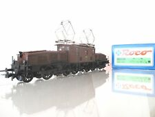 Roco 69529 alternating current electric locomotive Swiss Crocodile Original Box