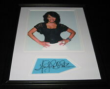 Wendy Raquel Robinson Signed Framed 11x14 Photo Poster Display The Game