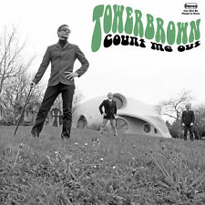 TOWERBROWN COUNT ME OUT SCREAMING APPLE RECORDS LP VINYLE NEUF
