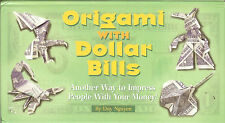 Origami with Dollar Bills - Another Way to Imprress People With Your Money!, HB