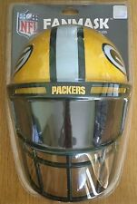 Green Bay Packers NFL Fútbol Americano Casco Máscara