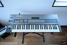 Roland JX-8P polyphonic synthesizer velocity aftertouch professional overhauled!