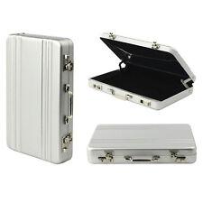 Cassa del supporto del metallo 1pc M Borsa valigia Bus ess carta