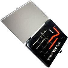 5mm Kit Riparazione Filettatura m5-Vite/Del Bullone Foro Riparazione