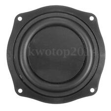 4 inch Rubber Bass Diaphragm Speaker Bass Film Passive Board With Plastic Stand