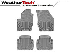 WeatherTech® All-Weather Floor Mats - Chrysler Sebring - 2007-2010 - Grey