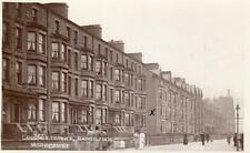 Langdale Terrace Sandylands Morecambe RP old pc used 1916 LPB Ivy Gate Series
