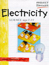 Electricity (Project Homework) Pam Robson Very Good Book