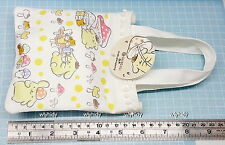 Sanrio Pom Pom Purin Mini Cotton Tote Bag Made In Japan Limit - Its' Demo