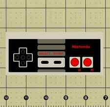 "CUSTOM MADE COLLECTIBLE NES NINTENDO CONTROLLER MAGNET (4⅞""x2⅛"") game pad"