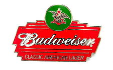 "BIER Pin / Pins - BUDWEISER ""CLASSIC AMERICAN LAGER"" [2062B]"