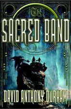 The Sacred Band: Book Three of the Acacia Trilogy-ExLibrary