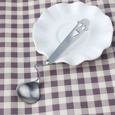 Novelty Smile Face Spoon Collectible Silverware Stainless Steel For Tea Coffee