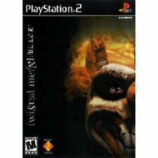 Twisted Metal: Black NEW!