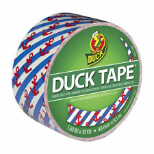 BLACK FRIDAY SALE $2 Per Roll of Anchors Duck Brand Duct Tape (Red White & Blue)