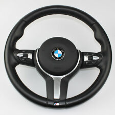 BMW M Sport Steering Wheel with Airbag 5 6 Series LCI  F10 F11 F07 F12 F13 F06