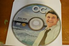 The OC Third Season 3 Disc 1 Replacement DVD Disc Only ***