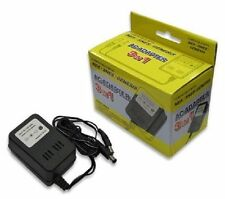 SNES/ Genesis/ NES 3-in-1 Universal AC Adapter