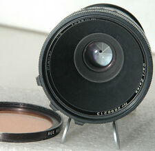 great Carl Zeiss 25mm f/2 Planar manual focus lens w/ Arriflex movie mount