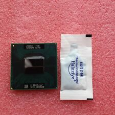 Intel core 2 duo t7600 sl9sd 2,33 ghz / 4m / 667 mhz socket m processeur mobile