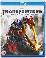 TRANSFORMERS 3, Dark of the Moon (Shia LaBeouf) Blu-ray Disc U.K. NEU+OVP