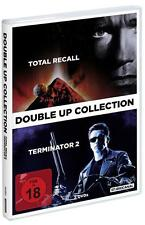 Double Up Collection: Terminator 2 & Total Recall  DVD FSK18 (Z) 2919