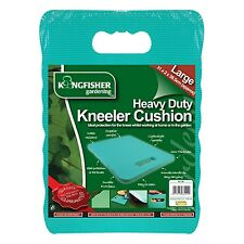 KINGFISHER HEAVY DUTY GARDEN  SOFT FOAM KNEELING PAD MAT KNEELER  LARGE JUMBO