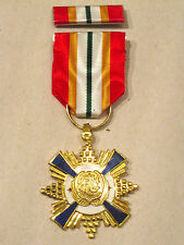 Taiwan Air Force Distinguished Service Medal, Class B, 2nd Grade