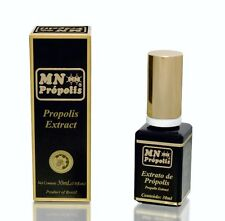 25 Bottles MN Gold Green Propolis Extract 30ml - Propolis  Brazilian Product