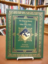 The Sleeping Beauty  and Other Fairy Tales by Laurence Housman Easton Press