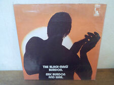 "TRES RARE - 2 LP 12 "" THE BLACK-MAN'S BURDON - ERIC BURDON - SEALED - FRANCE"