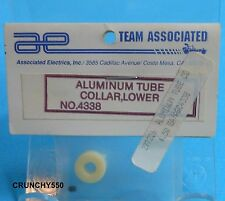 Team Associated 4338 Aluminum Tube Collar Lower Pan car Vintage RC Part