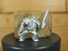 Classic Metal Rogue Trader Era Space Marine Boticario Sin Pintar (3209)