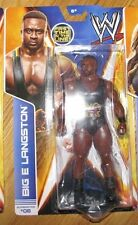 WWE BIG E LANGSTON Figure SERIES 36 WRESTLING 1ST IN LINE NEW DAY