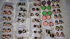 Joblot of 60 Pairs Sea Shell &Pearl Diamante Stud Earrings - NEW Wholesale lot 5