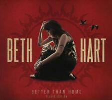 Beth Hart Better Than Home, CD /2015/11 Songs/Deluxe Edition/neu OVP