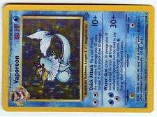 POKEMON JUNGLE ENGLISH HOLO N° 12/64 VAPOREON ....