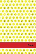 Etchbooks Dane, Emoji, College Rule, 6 X 9', 100 Pages by Etchbooks (2015,...