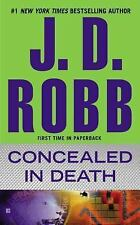 Concealed in Death, Robb, J. D., 0515154148, Book, Acceptable