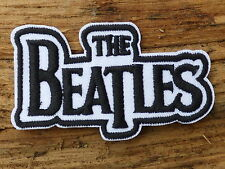 ECUSSON PATCH THERMOCOLLANT aufnaher toppa THE BEATLES musique /7.9cmx4.6cm