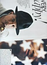 SP22 Clipping-Ritaglio 2014 Pharrell Williams Very Happy!