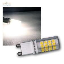 3 x LED Douille à broches Source d'éclaraige G9 blanc neutre 4W 280lm Ampoule à