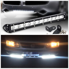 "Waterproof Slim 36W CREE 12LED Car Off-Road Working Lamp Bar Spotlight 13""inch"