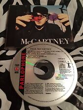 Paul McCartney - My Brave Face Rare CD Single
