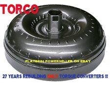 Torque Converter - A604 41TE A413 A470 A670 A606 42LE 42RLE lockup w warranty