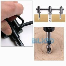 Handy Adjustable Wood Plasterboard Spot Hole Saw Circle Drill Bit Cutter DIY【UK】