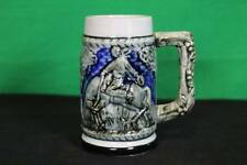 Collectible Ceramic Miniature Beer Stein Mug Cup With Handle