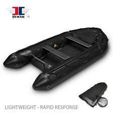 "12'5"" INMAR Rapid Response Military Inflatable Boat - Dive / Fish / Scuba"