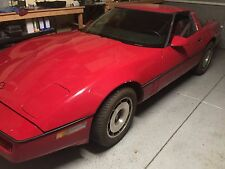 1984 Chevrolet Corvette 2 door coupe